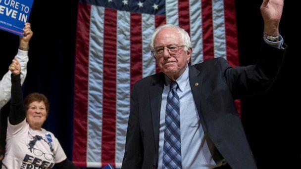 Sen. Bernie Sanders criticizes Walmart over wages