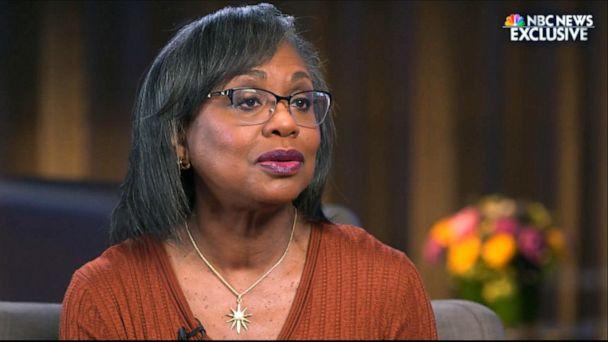 Anita Hill doesn't rule out voting for Joe Biden