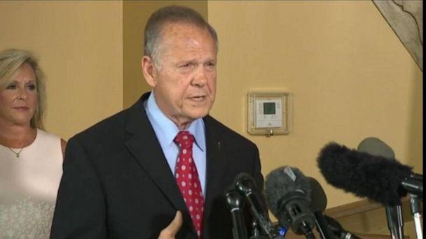 Judge Roy Moore announces controversial bid for US Senate