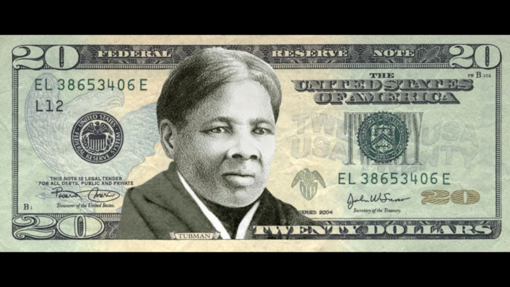 Treasury Department to probe Tubman $20 bill delay