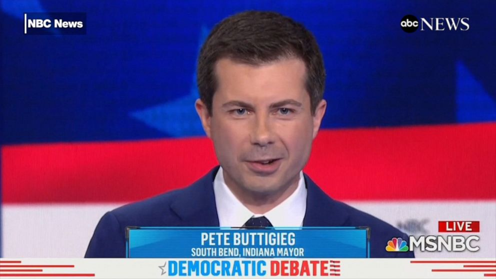 Mayor Pete Buttigieg confronted with South Bend challenges