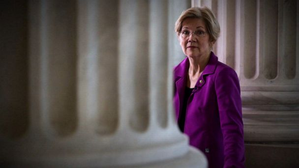 Elizabeth Warren raises $19 million in 2nd quarter