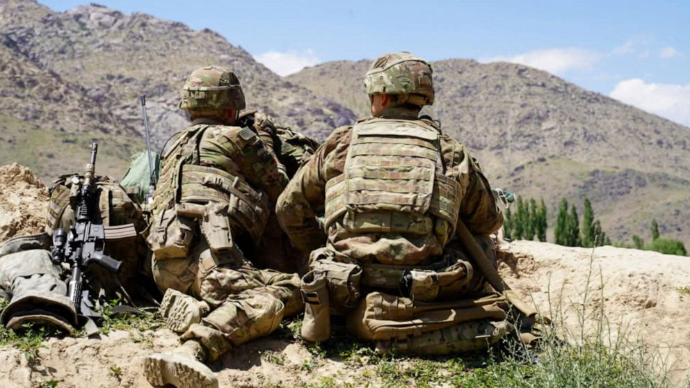 2 US soldiers killed in Afghanistan as Pompeo promises troop