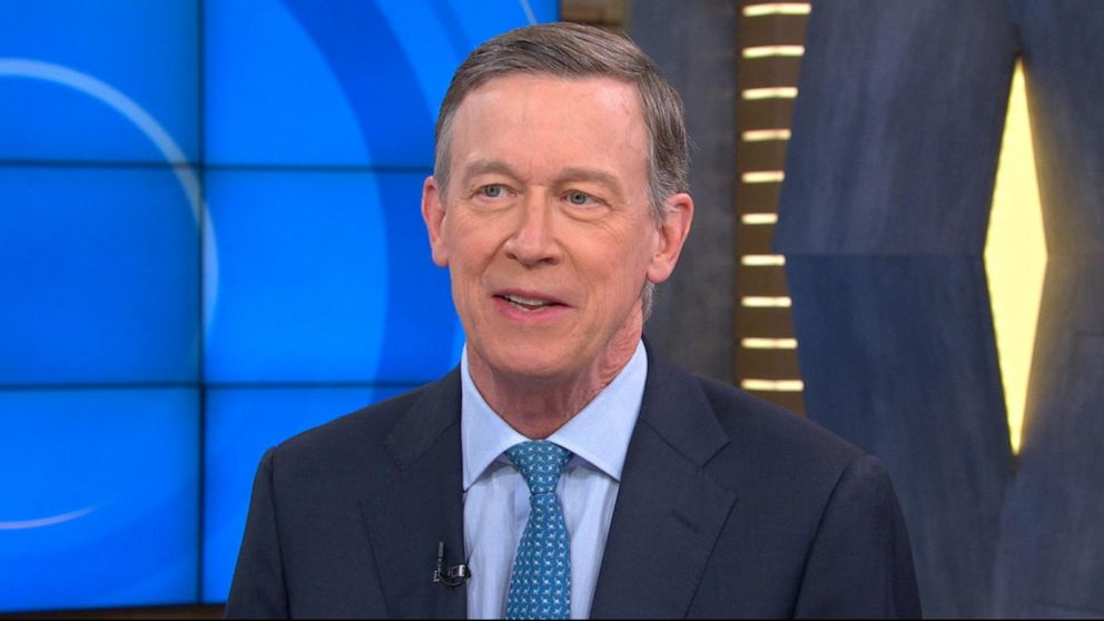 John Hickenlooper joins crowded Senate race in Colorado