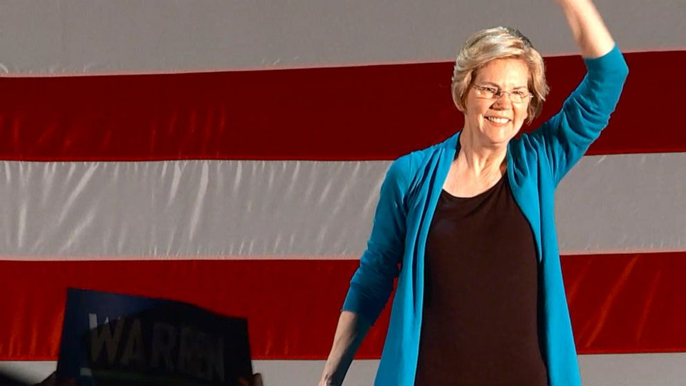 Presidential candidate Elizabeth Warren to deliver speech centered on black women workers' rights