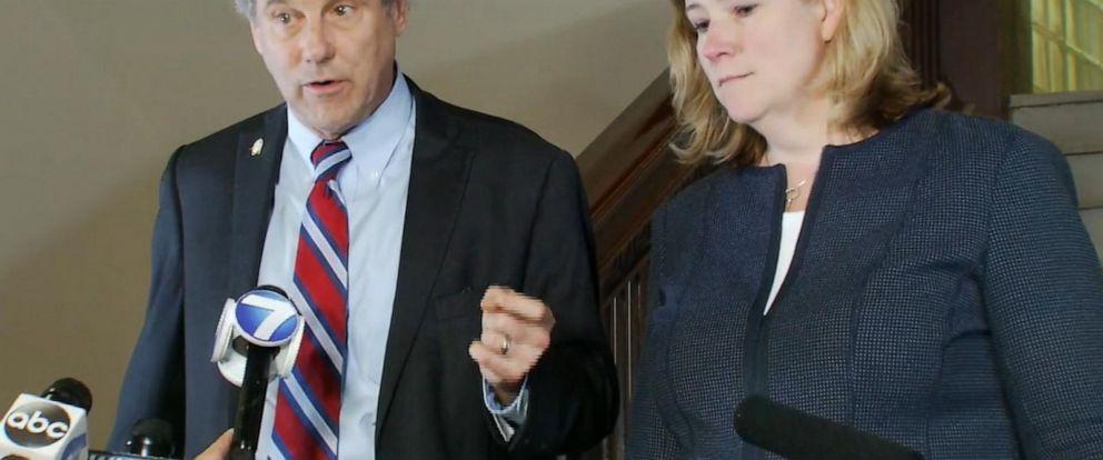 VIDEO: Ohio politicians discuss gun violence with Trump