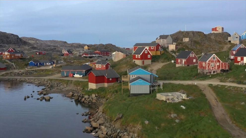 Trump calls off trip to Denmark over Greenland