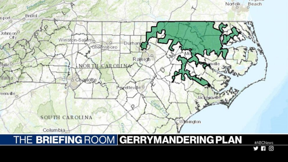 Gerrymandering district maps to be updated and redrawn by 2021