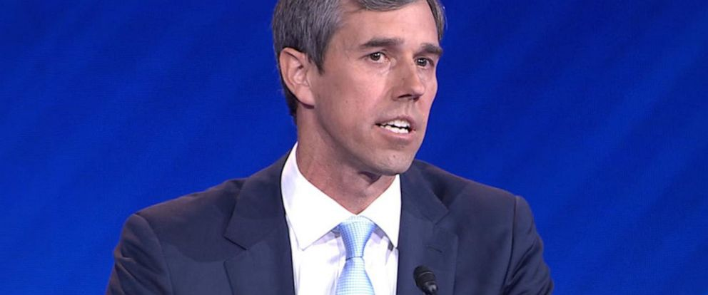 VIDEO: Beto O'Rourke on gun reform: 'We're going to take away your AR-15, your AK-47'