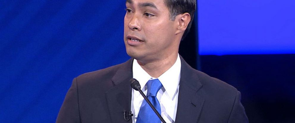 VIDEO: Julian Castro goes on offensive at Democratic debate