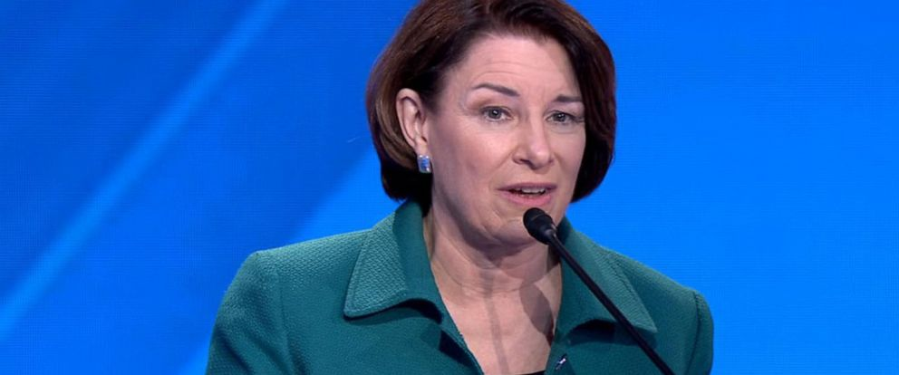 VIDEO: Klobuchar on 'Medicare for All' bill: 'While Bernie wrote the bill, I read the bill'