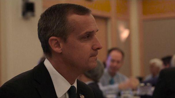 Lewandowski testifies on Capitol Hill