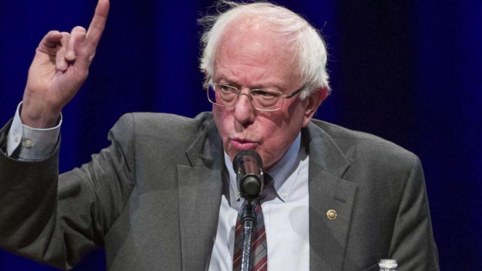 Bernie Sanders hospitalized for blocked artery, campaign events canceled