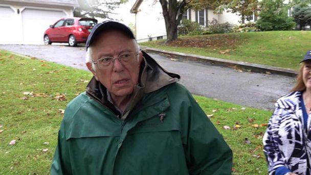Bernie Sanders says he'll be returning to the trail 'soon'