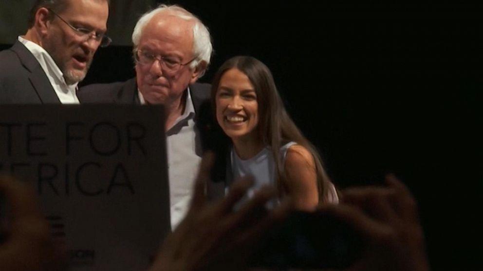 Resultado de imagen para Sanders Ocasio