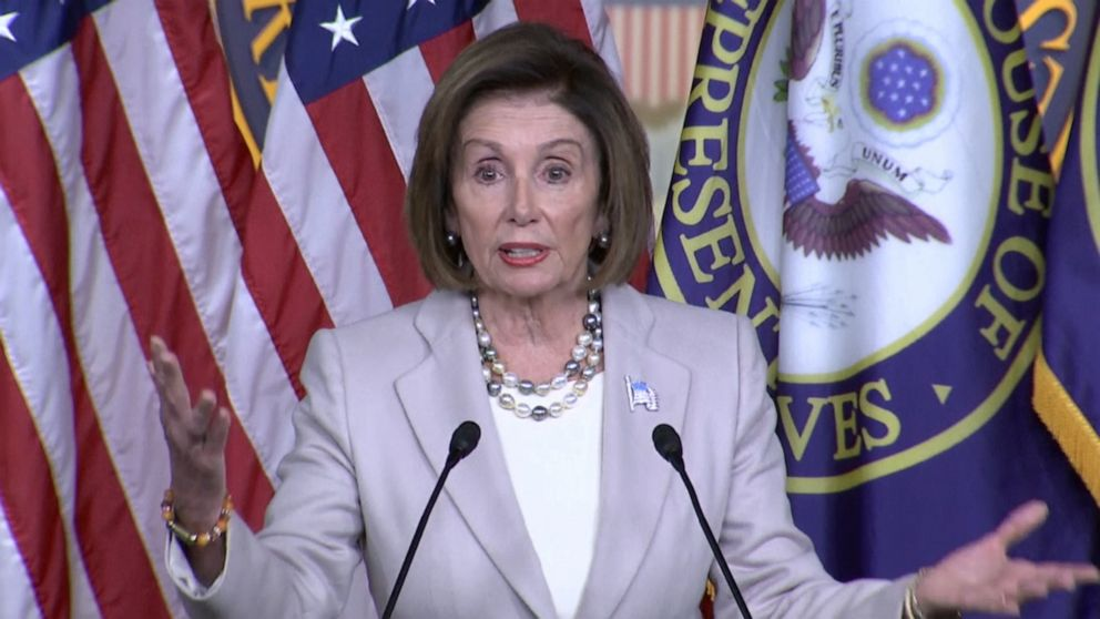 Pelosi Describes Trump S White House Meltdown Defends