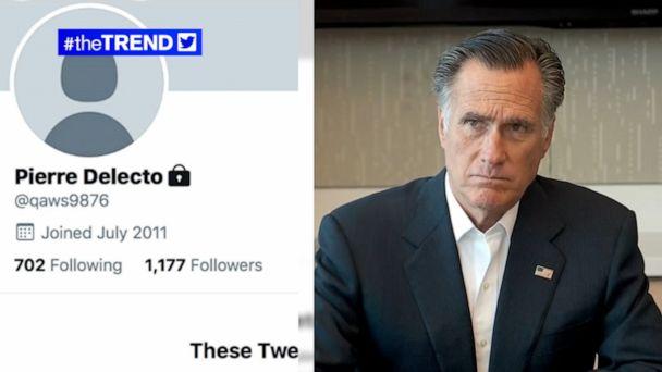 Mitt Romney admits to using secret Twitter account