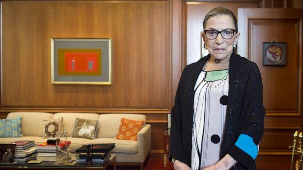 Ruth Bader Ginsburg wins $1M prize