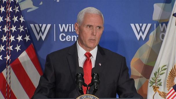 'NBA is acting like a wholly owned subsidiary' of China: Pence