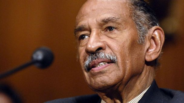 Former Rep. John Conyers has died at the age of 90