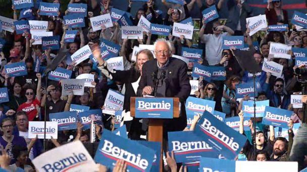 Bernie Sanders tops polls in New Hampshire