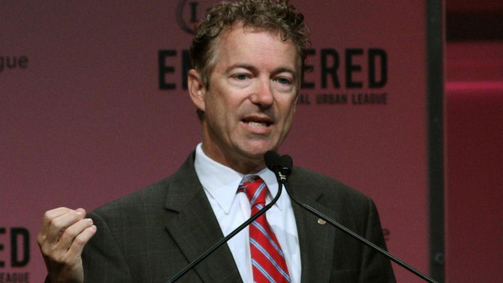Rand Paul blocks whistleblower protection resolution