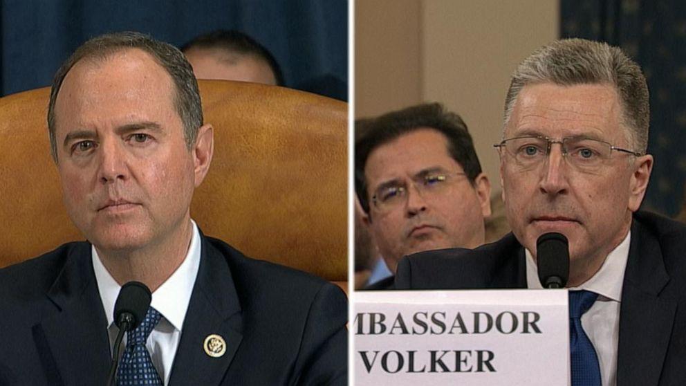 Kurt Volker on Biden: 'I know he respects his duties of higher office'