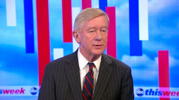 Who is Bill Weld?
