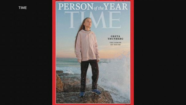 President Trump goes after TIME person of the year Greta Thunberg