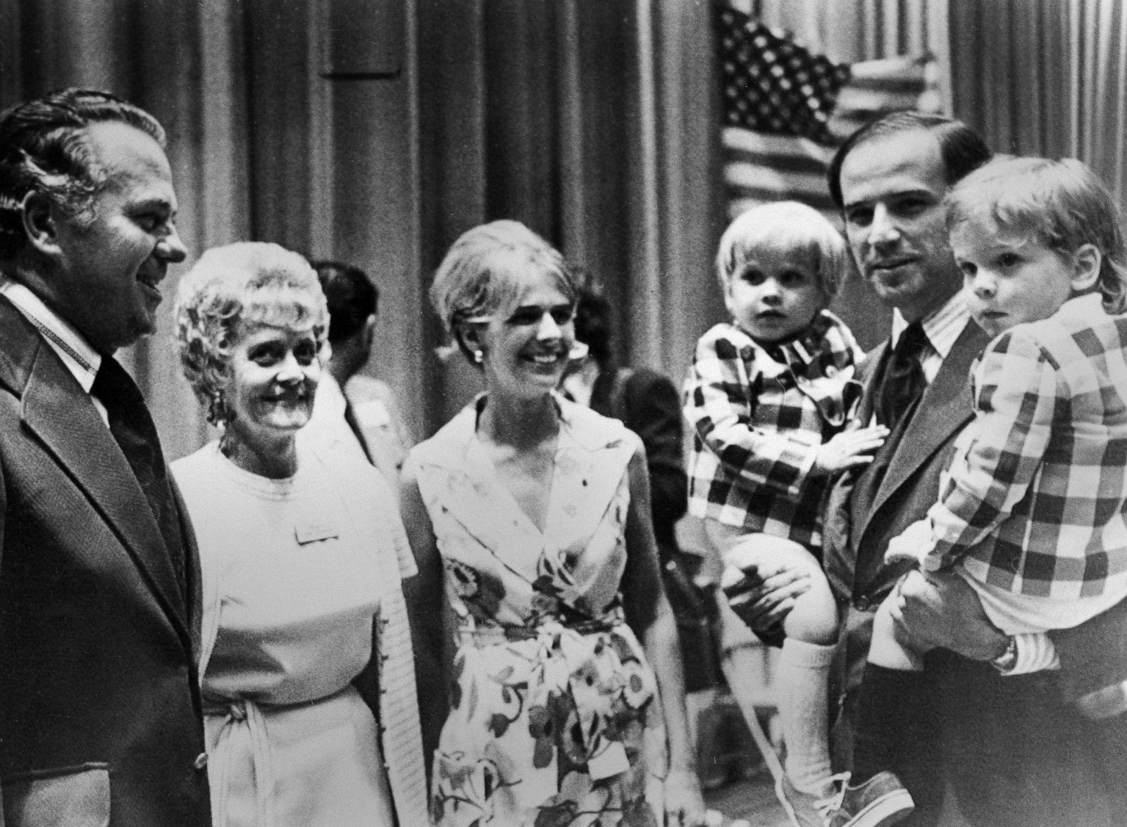 Slideshow: The life of Joe Biden