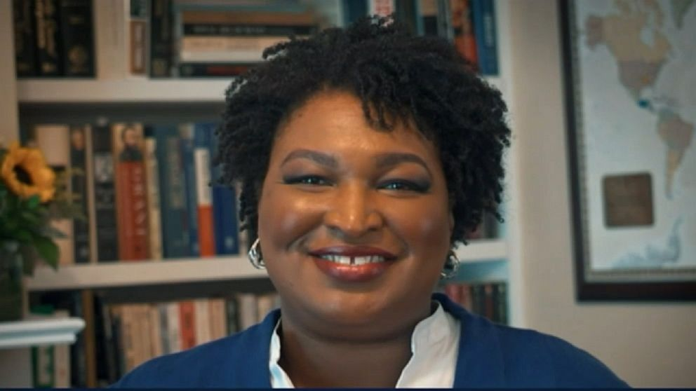 Stacey Abrams Addresses Viewers At 2020 Dnc Video Abc News