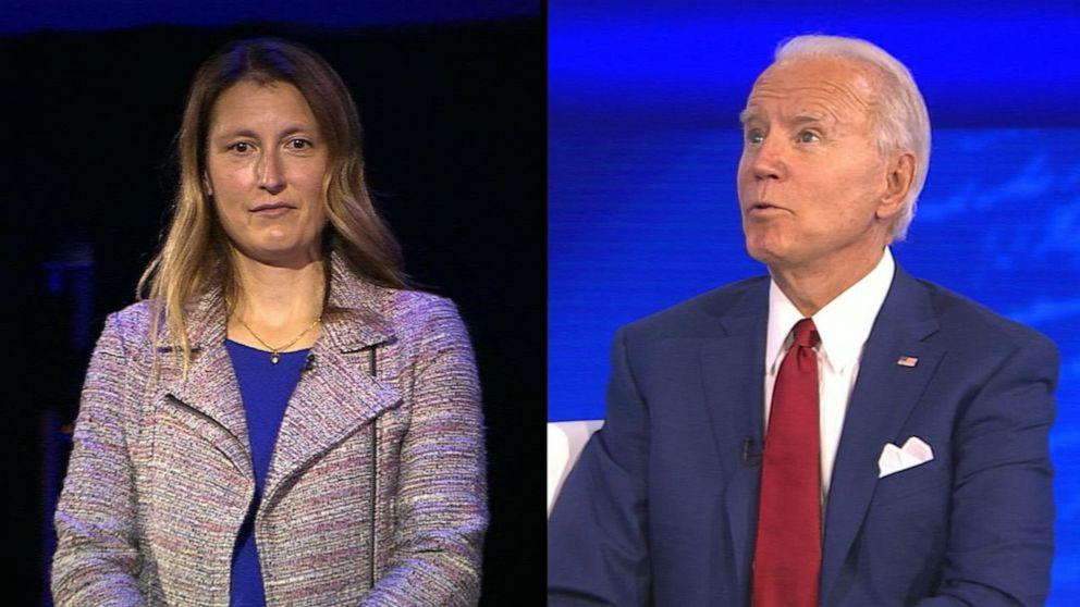 Joe Biden explains how he would protect the LGBTQ community