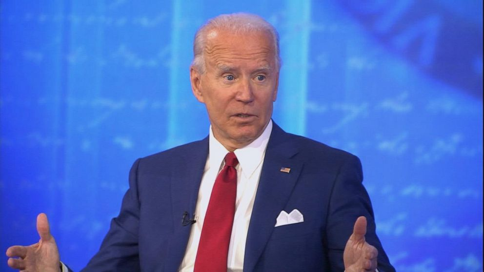 Biden shares his thoughts on future debates against Trump
