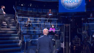 VIDEO: ABC News' Powerhouse Politics team breaks down the town hall with Joe Biden