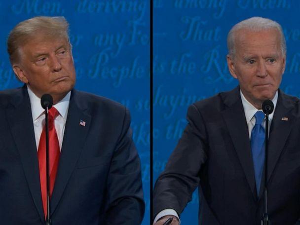 WATCH:  Biden and Trump speak on climate change, fracking