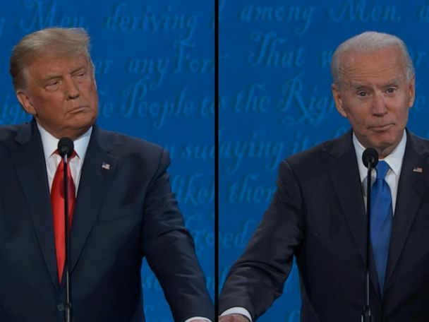 WATCH:  Biden and Trump address national security threat of foreign influence during election