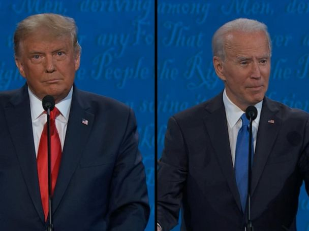 WATCH:  Biden and Trump address health care for American families