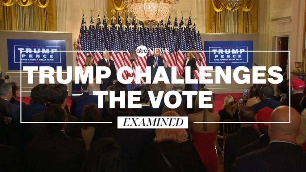 Trump Lawsuit Alleges Rampant Violations at Detroit Vote Counting Center