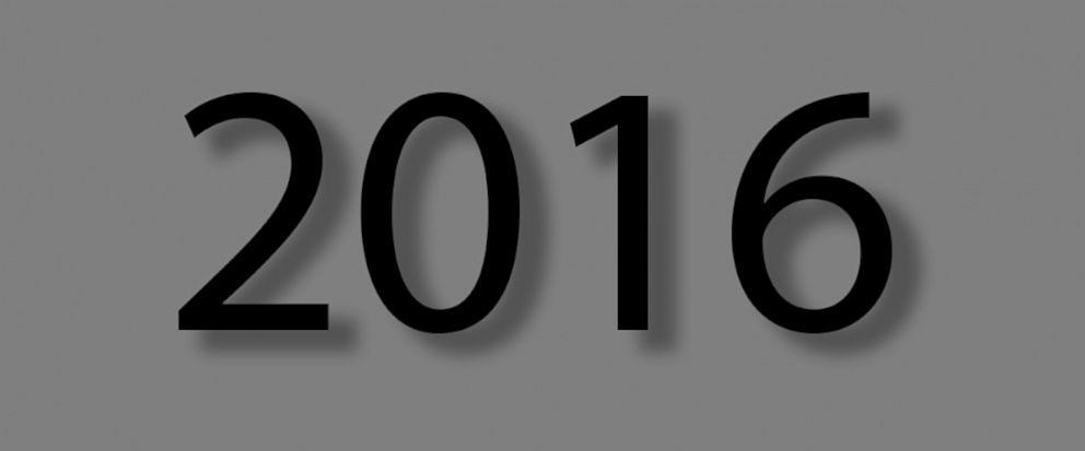 PHOTO: 2016