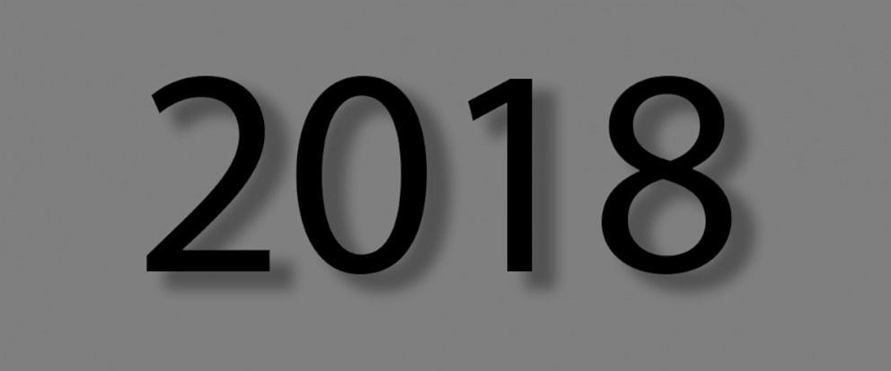 PHOTO: 2018