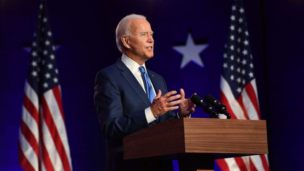 Unity and decency prevail for Biden in divided America: ANALYSIS