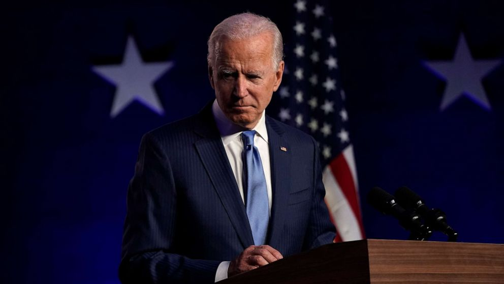 'Welcome back America!' World leaders react to Biden's apparent win