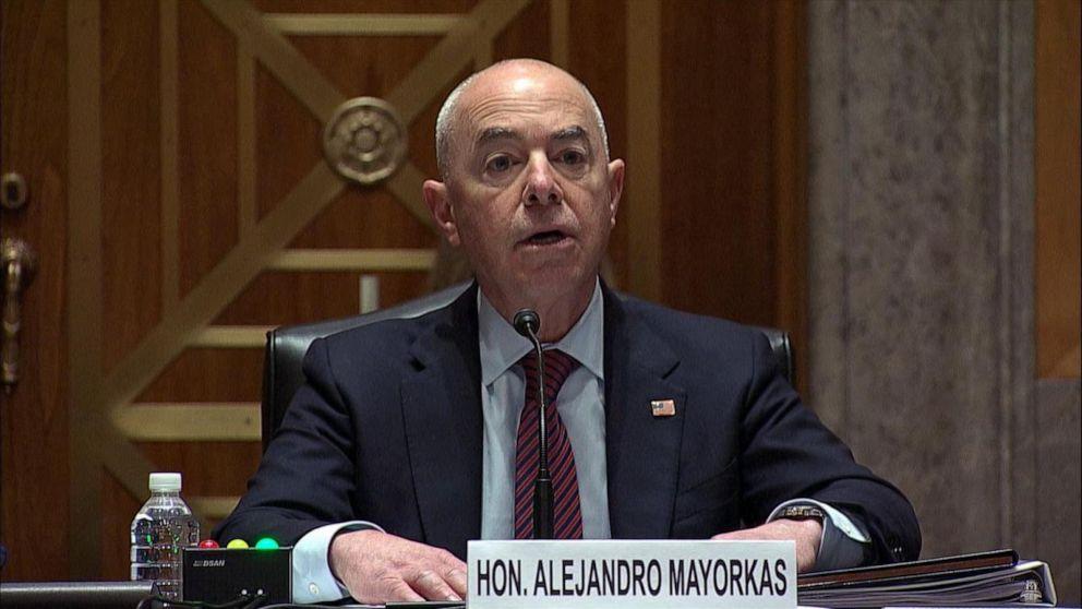 Secretary of Homeland Security testifies before Senate committee