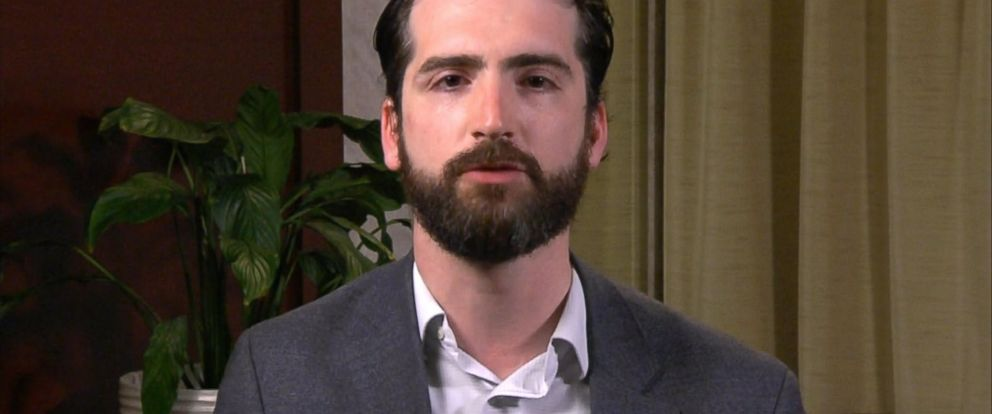"""PHOTO: Ben Jacobs, a political reporter with The Guardian, appears on ABC News """"Good Morning America,"""" May 25,2017."""