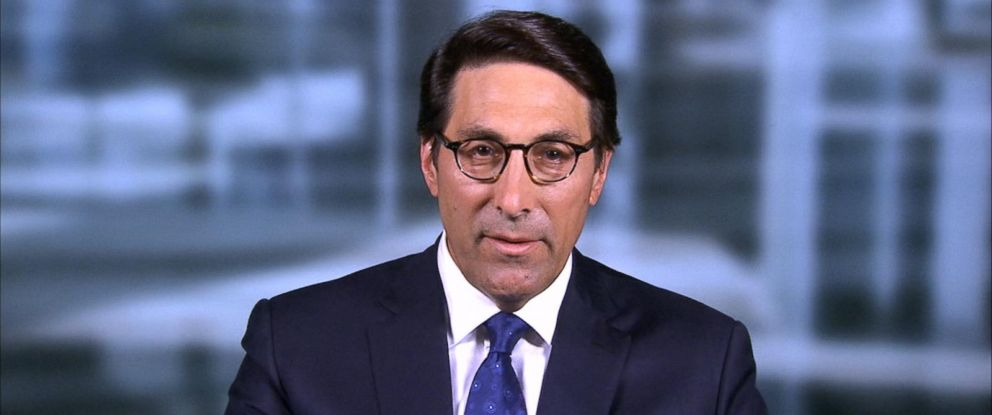 "PHOTO: Donald Trumps attorney Jay Sekulow appears on ""Good Morning America,"" July 12, 2017."