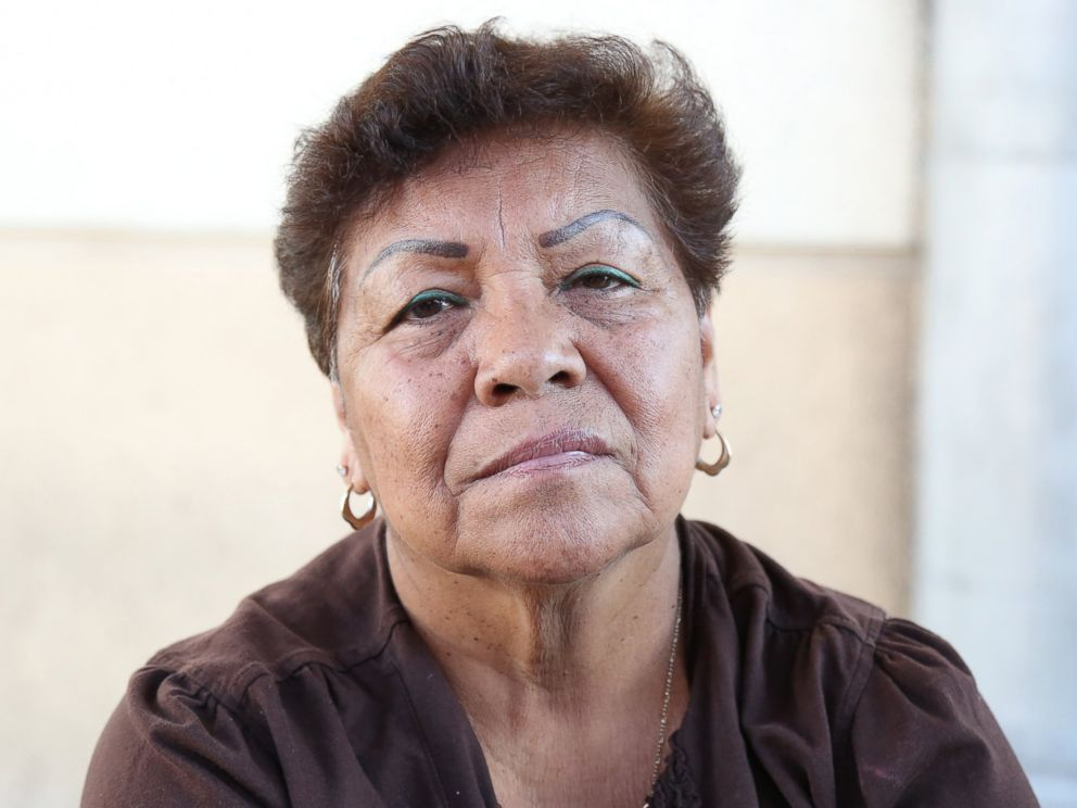 PHOTO: Los Angeles resident Maria Jimenez told ABC News she believes the Latino community is going to be greatly affected by Trumps presidency.