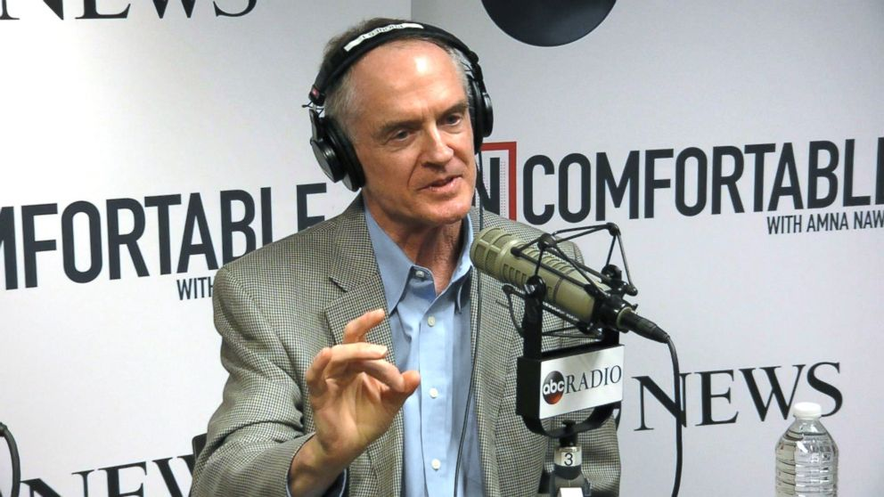 'People like you': White nationalist Jared Taylor to Muslim-American journalist