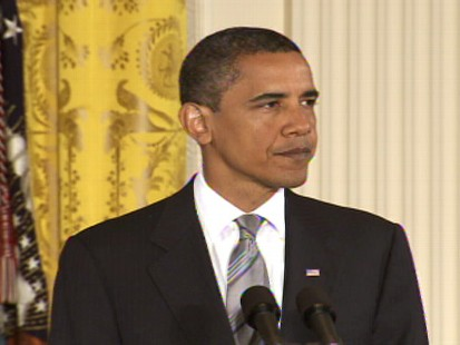 Video of President Obama proposing a financial regulatory overhaul.