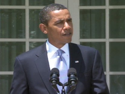 Video of Obama on Iranian elections