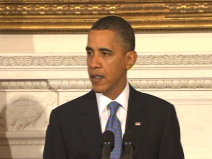 Video of President Obama on education, No Child Left Behind